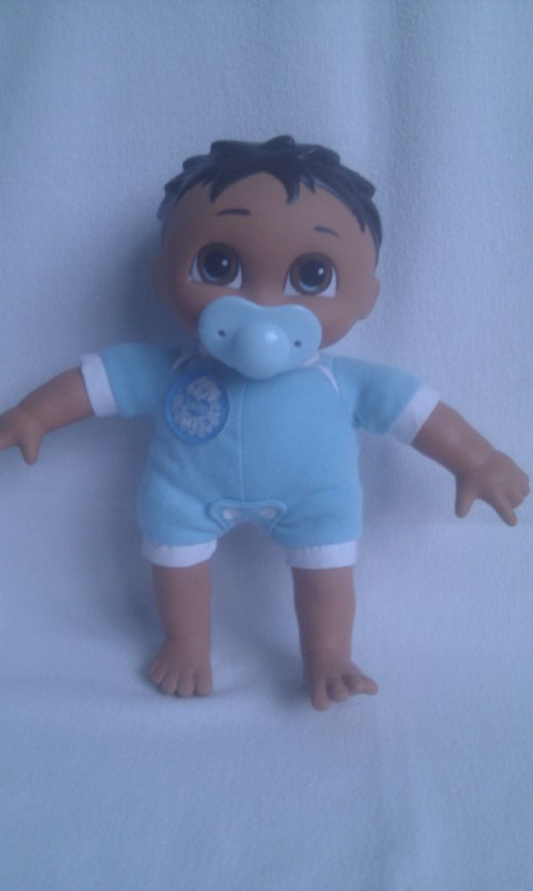 Adorable Rare My 1st Dora The Explorer Baby Boy Plush Doll